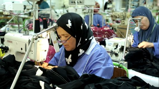 atelier de fabrication lingerie - Tunisie