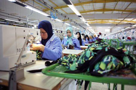 production lingerie Tunisie - Cis Confection