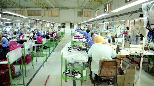 Atelier de fabrication de maillot de bain - Tunisie